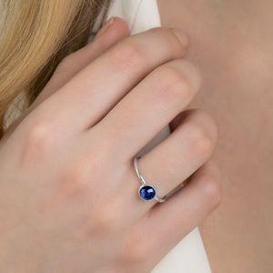 PANDORA September Birthstone Ring- Size 8 new